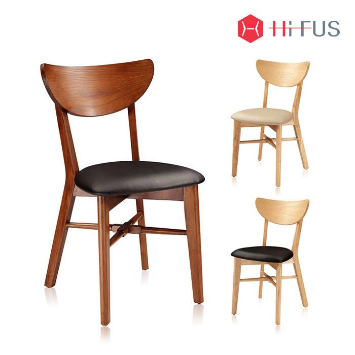하이퍼스 HFC-2103 루나 원목 의자