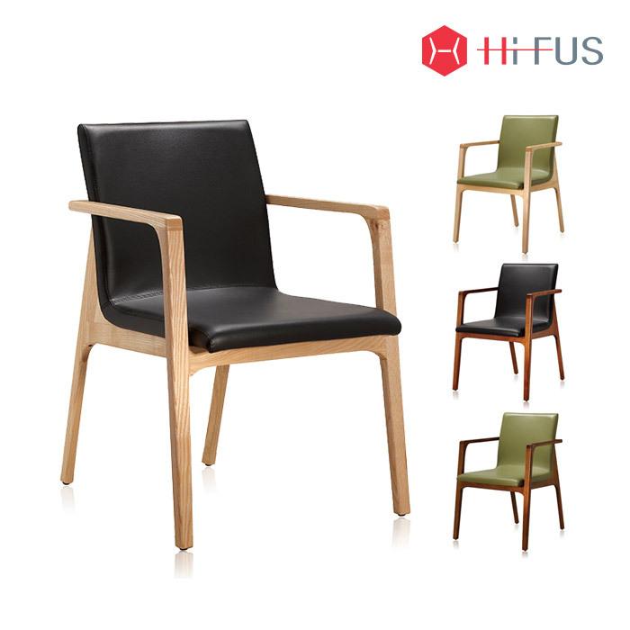 하이퍼스 HFC-2024 레토 원목 의자