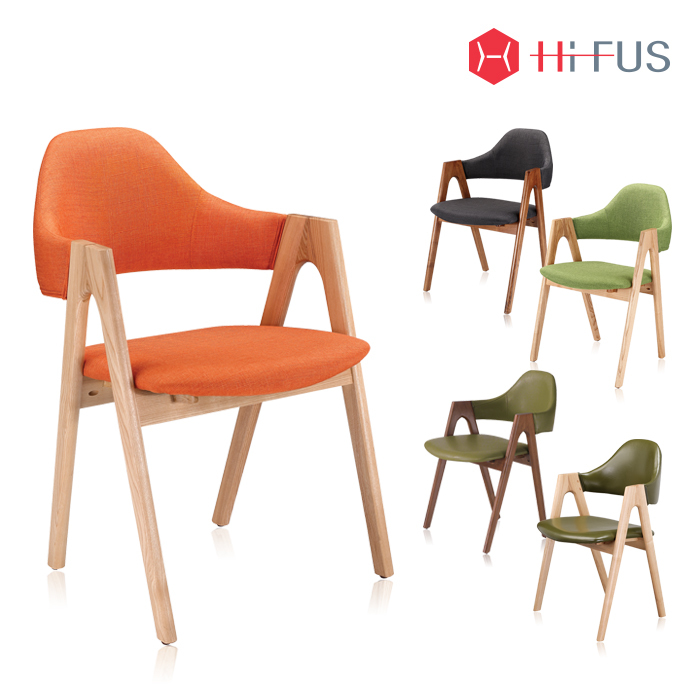 하이퍼스 HFC-1108 파코 원목 의자