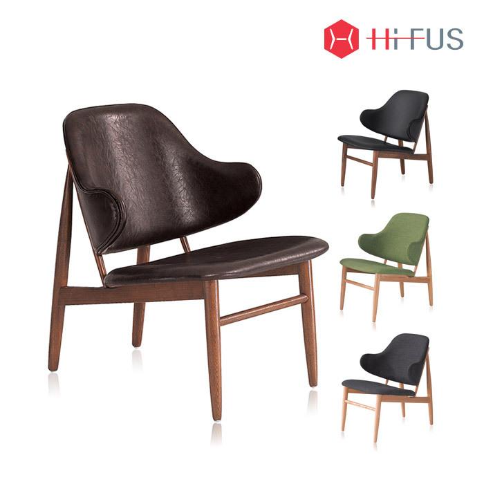 하이퍼스 HFC-1103 휠라 원목 의자