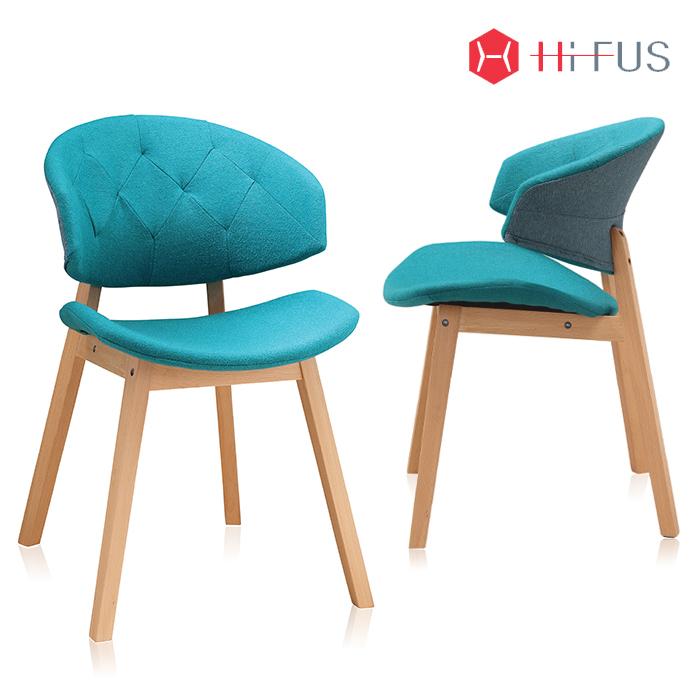 하이퍼스 HFC-7060 둘리나 원목 의자