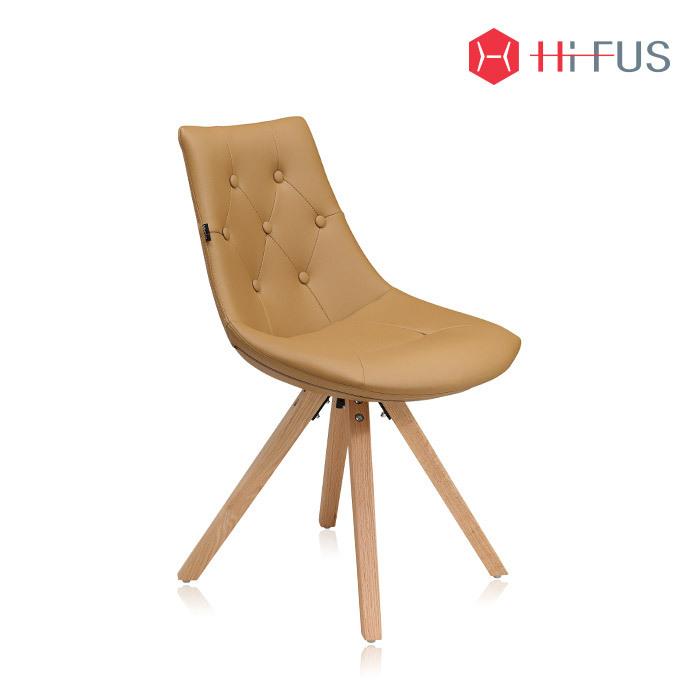 하이퍼스 HFC-7044 듀크 원목 의자
