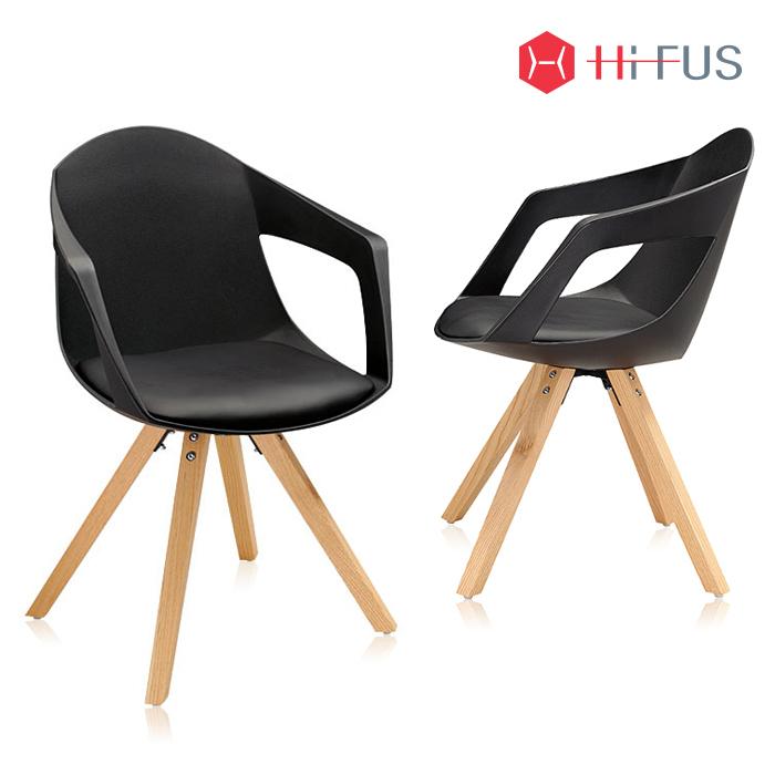 하이퍼스 HFC-7050 빅벨 원목 의자