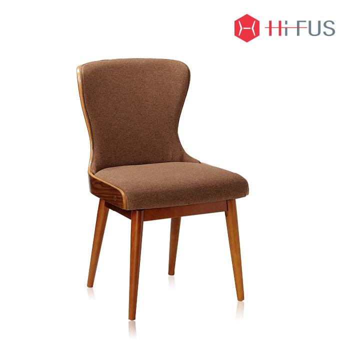 하이퍼스 HFC-2788 설리 원목 패브릭 의자