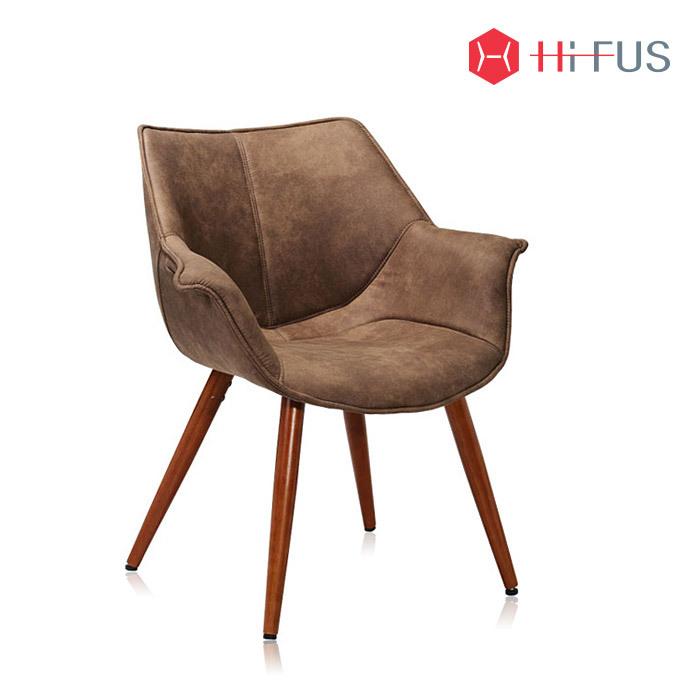 하이퍼스 HFC-2793 보스톤 원목 패브릭 의자