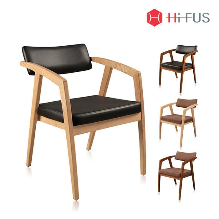 하이퍼스 HFC-2013 레종 원목 의자
