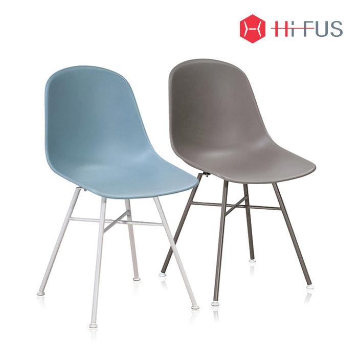 하이퍼스 HFC-2920 그라지아 플라스틱 철재 의자