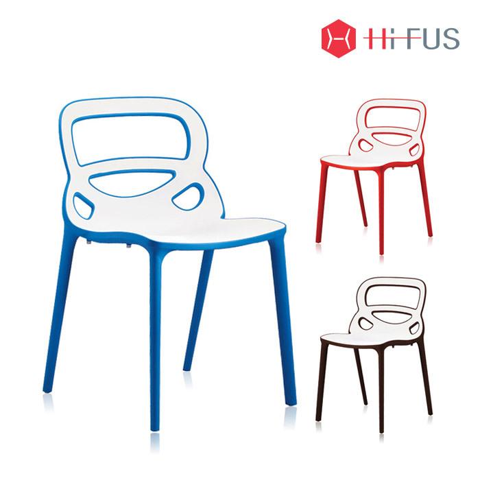 하이퍼스 HFC-3086 둘리 플라스틱 의자