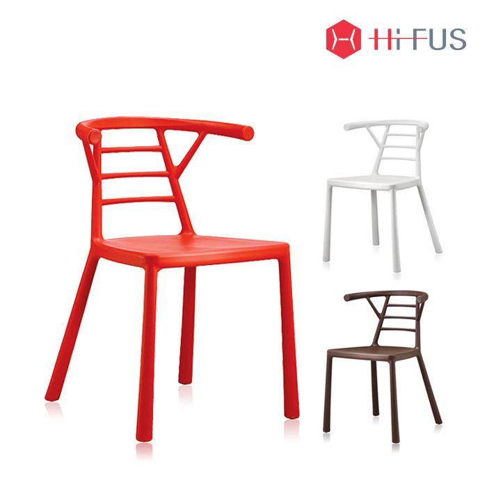 하이퍼스 HFC-3020 트리 플라스틱 의자