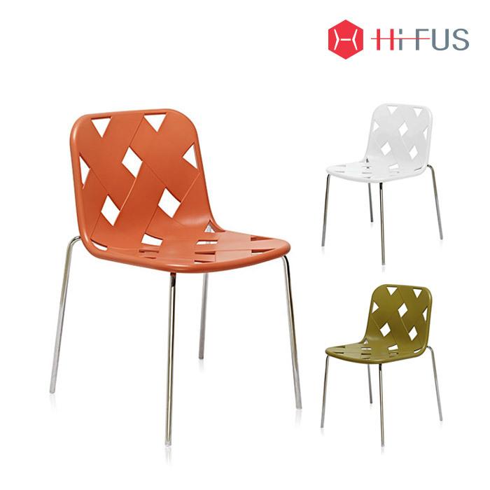 하이퍼스 HFC-2750 올레 플라스틱 의자