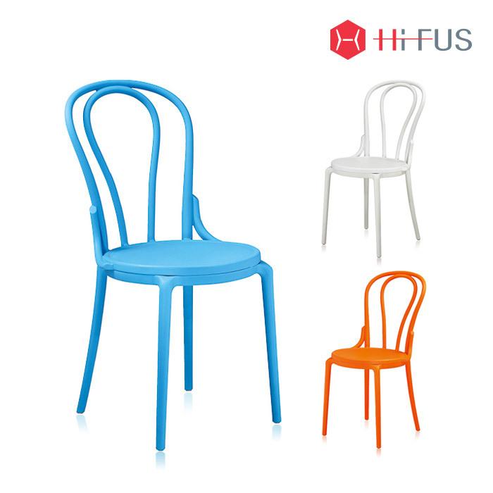 하이퍼스 HFC-8320 케인 플라스틱 의자