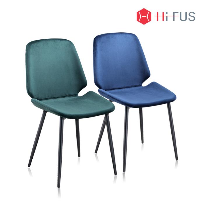 하이퍼스 HFC-2707 사벳 벨벳 패브릭 의자