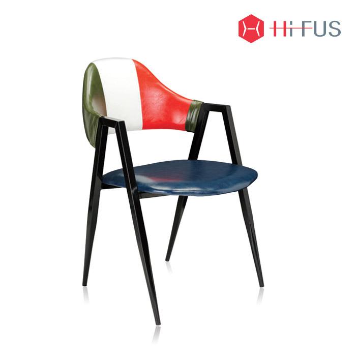 하이퍼스 HFC-1209I 파코 이태리 B타입 철재 의자