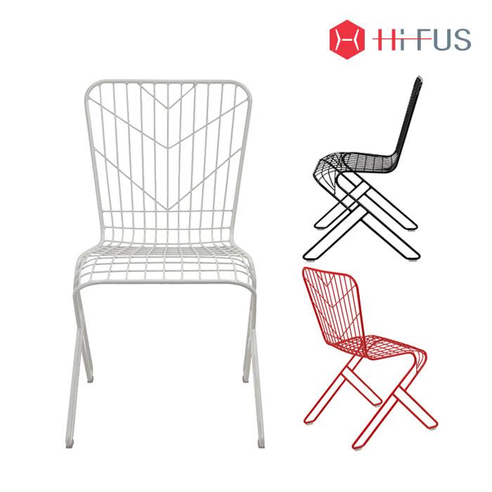 하이퍼스 HFC-7405 레오 철재 의자