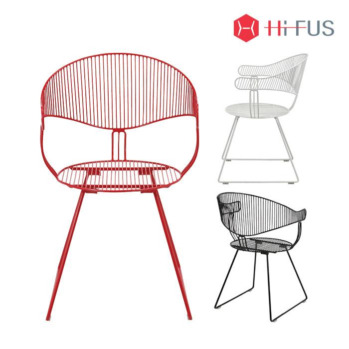 하이퍼스 HFC-7416 제바 철재 의자