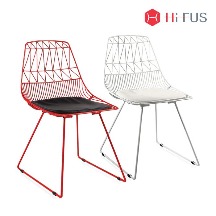 하이퍼스 HFC-7301 카투스 철재 인조가죽 의자