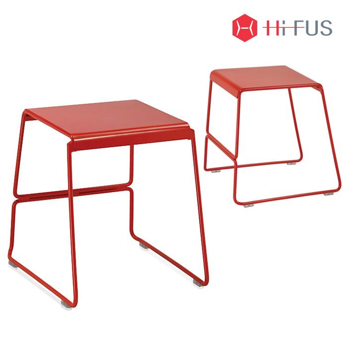 하이퍼스 HFC-7431 로마 철재 의자