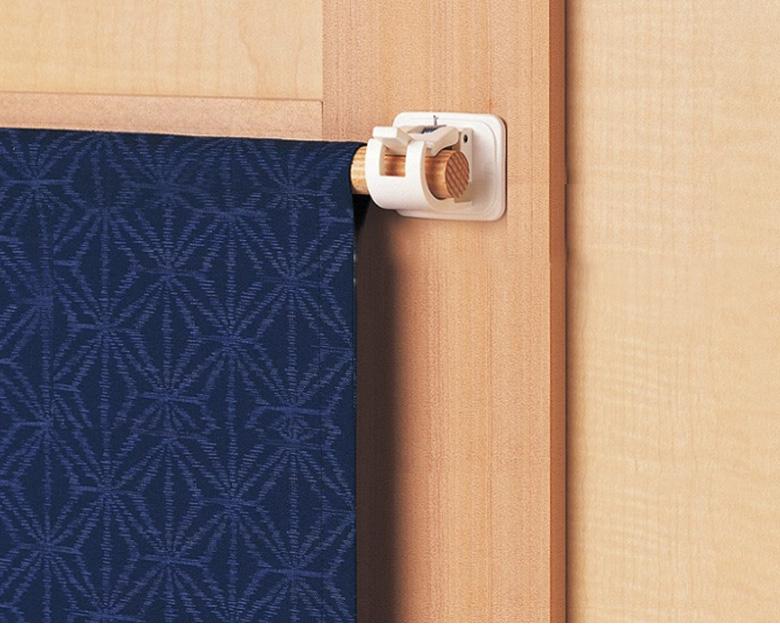 커튼봉브라켓 - 홀트레이드, 3,900원, 커튼 부자재, 커튼봉/커튼부자재