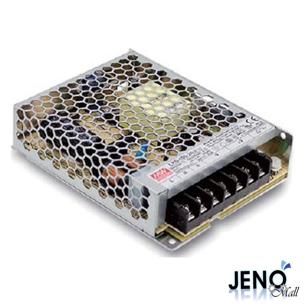 민웰 100W 12V 8.5A 1채널 DC 전원공급장치 스위칭 파워서플라이 SMPS (LRS-100-12)