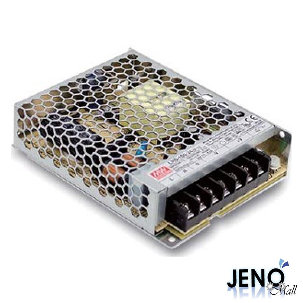 민웰 100W 5V 18A 1채널 DC 전원공급장치 스위칭 파워서플라이 SMPS (LRS-100-5)
