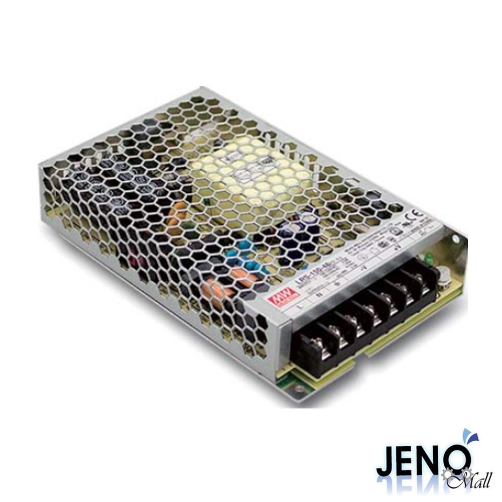 민웰 156W 24V DC 전원공급장치 스위칭 파워서플라이 LRS-150-24 SMPS