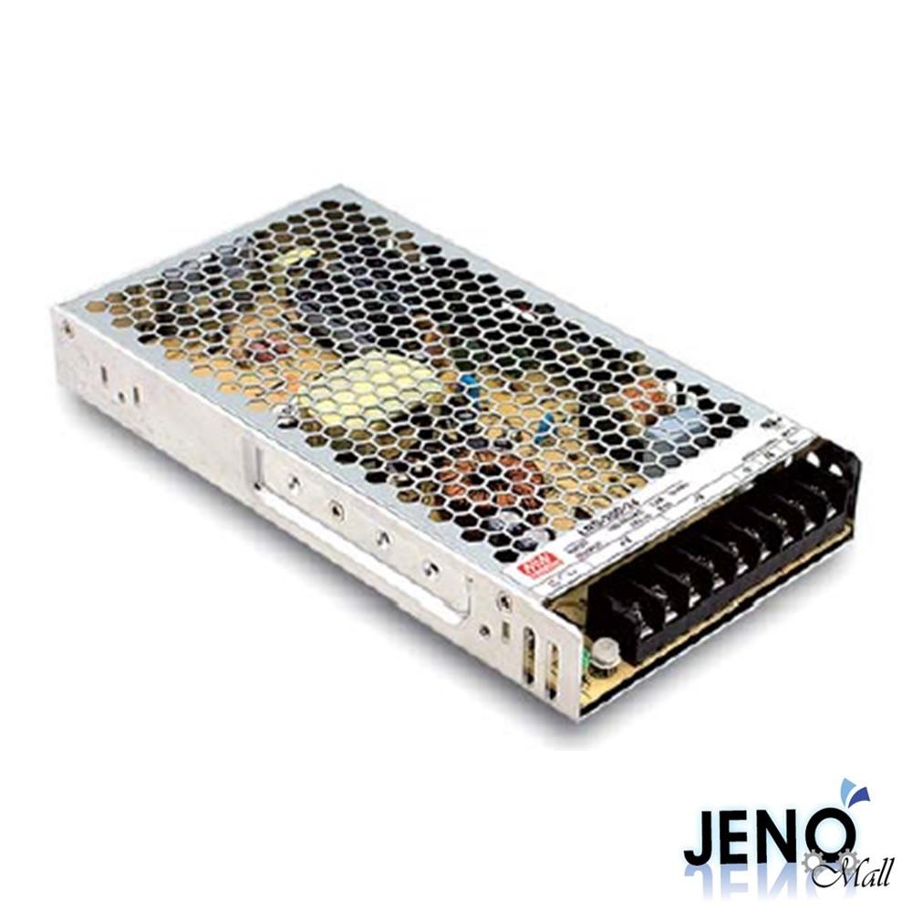 민웰 200W 12V 17A 1채널 DC 전원공급장치 스위칭 파워서플라이 SMPS (LRS-200-12)