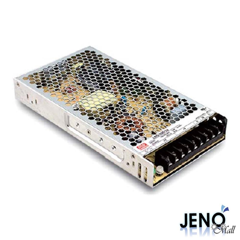 민웰 200W 5V 40A 1채널 DC 전원공급장치 스위칭 파워서플라이 SMPS (LRS-200-5)