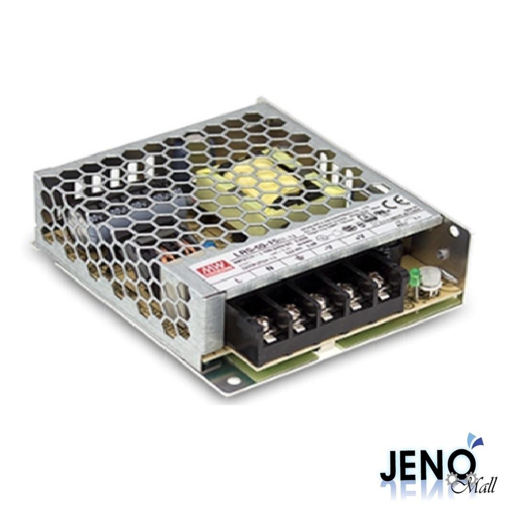 민웰 50W 5V 10A 1채널 DC 전원공급장치 스위칭 파워서플라이 SMPS (LRS-50-5)