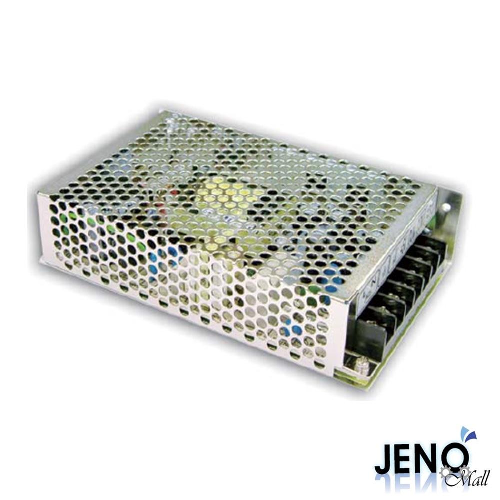 민웰 100W 24V 4.5A 1채널 DC 전원공급장치 스위칭 파워서플라이 SMPS (RS-100-24)
