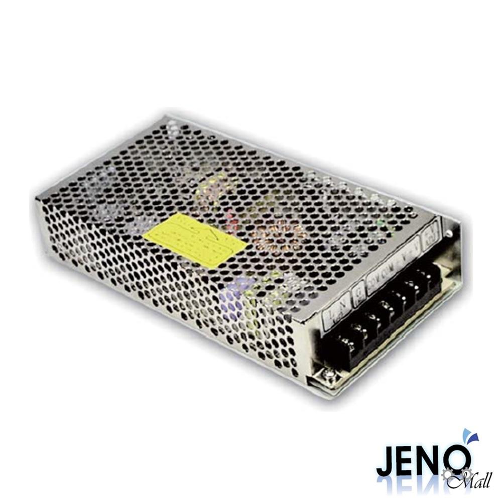 민웰 150W 24V 6.5A 1채널 DC 전원공급장치 스위칭 파워서플라이 SMPS (RS-150-24)