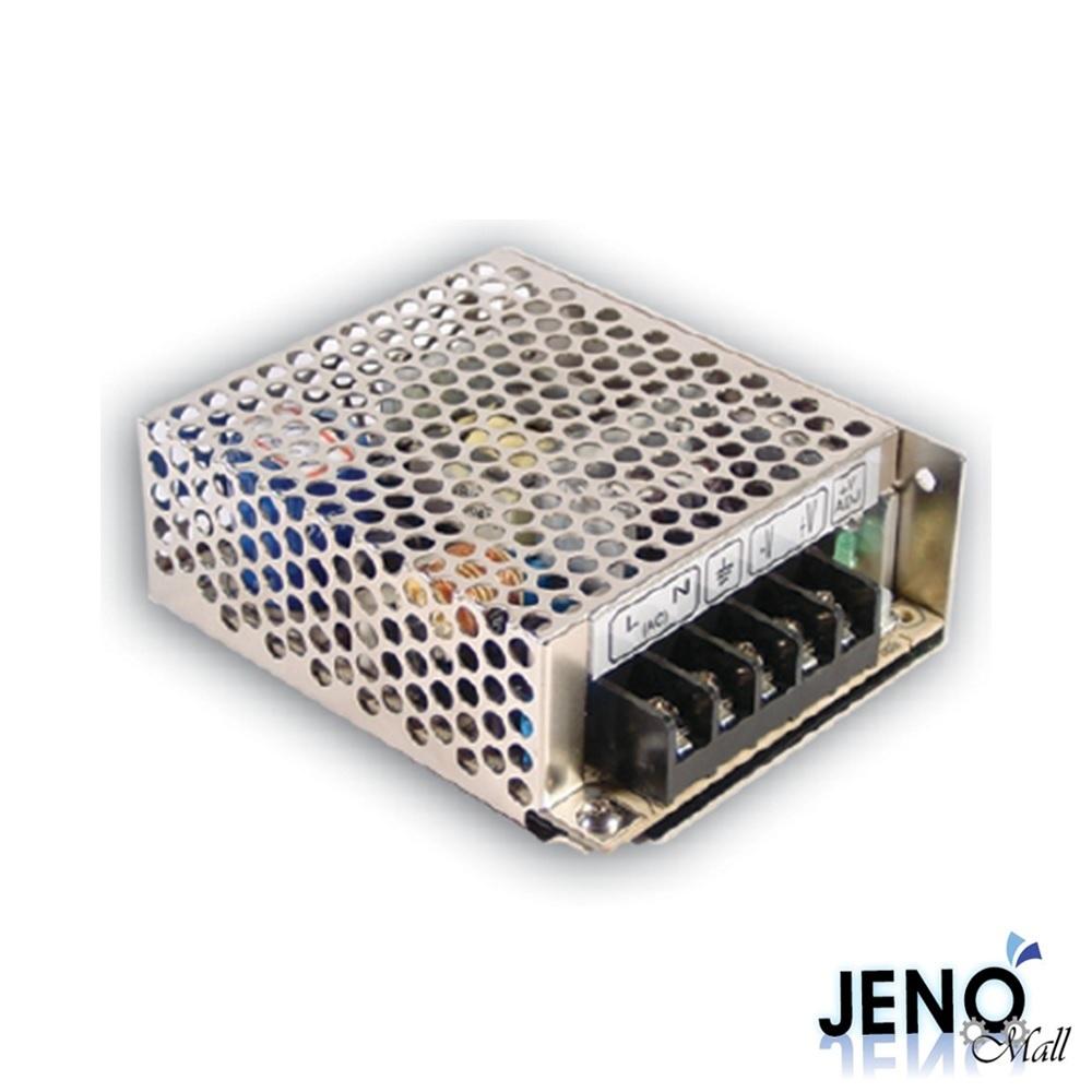 민웰 35W 24V 1.5A 1채널 DC 전원공급장치 스위칭 파워서플라이 SMPS (RS-35-24)