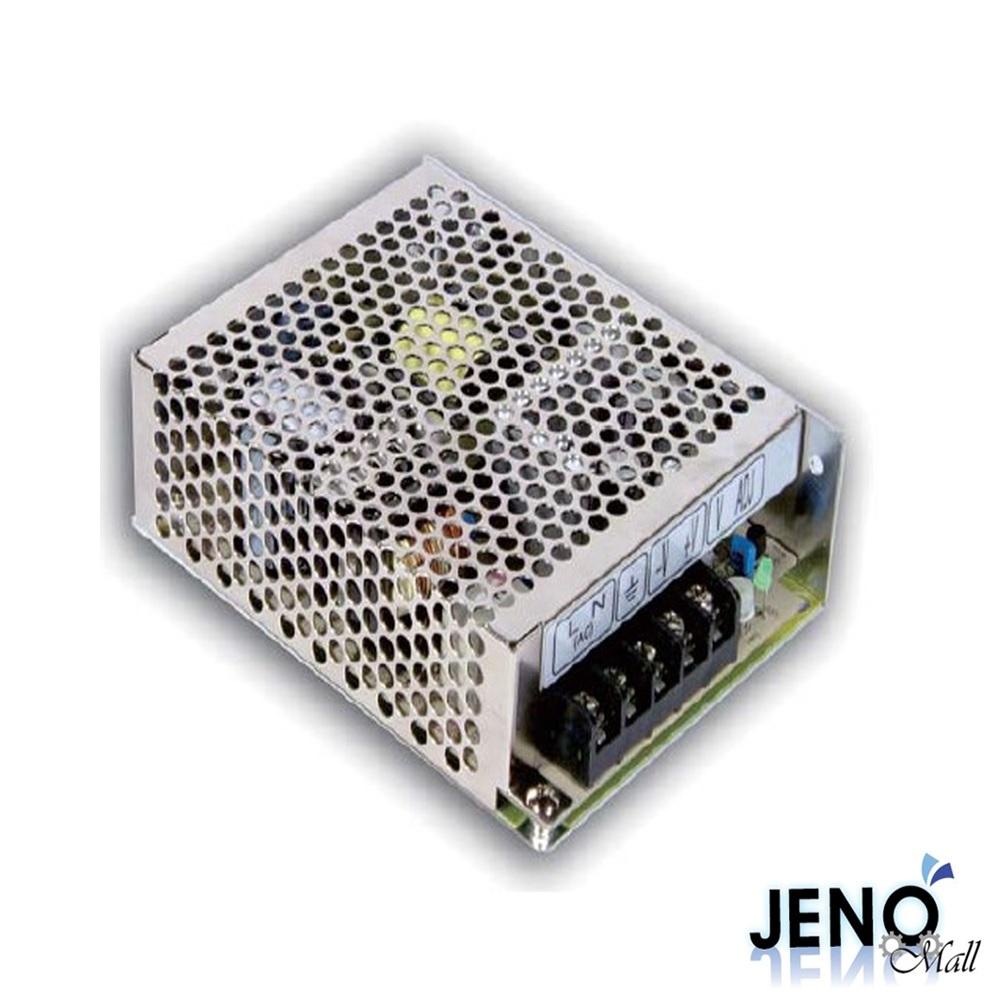 민웰 75W 24V 3.2A 1채널 DC 전원공급장치 스위칭 파워서플라이 SMPS (RS-75-24)