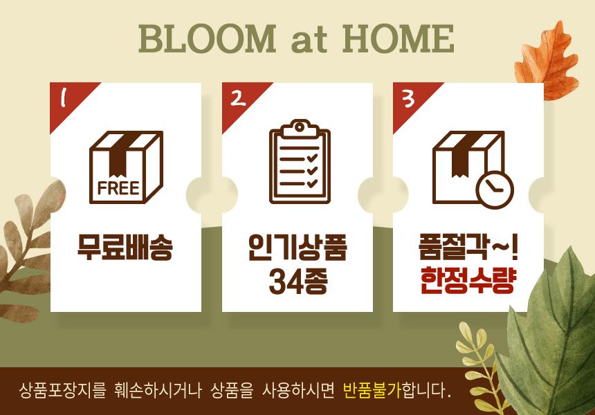 블룸엣홈 - 소개