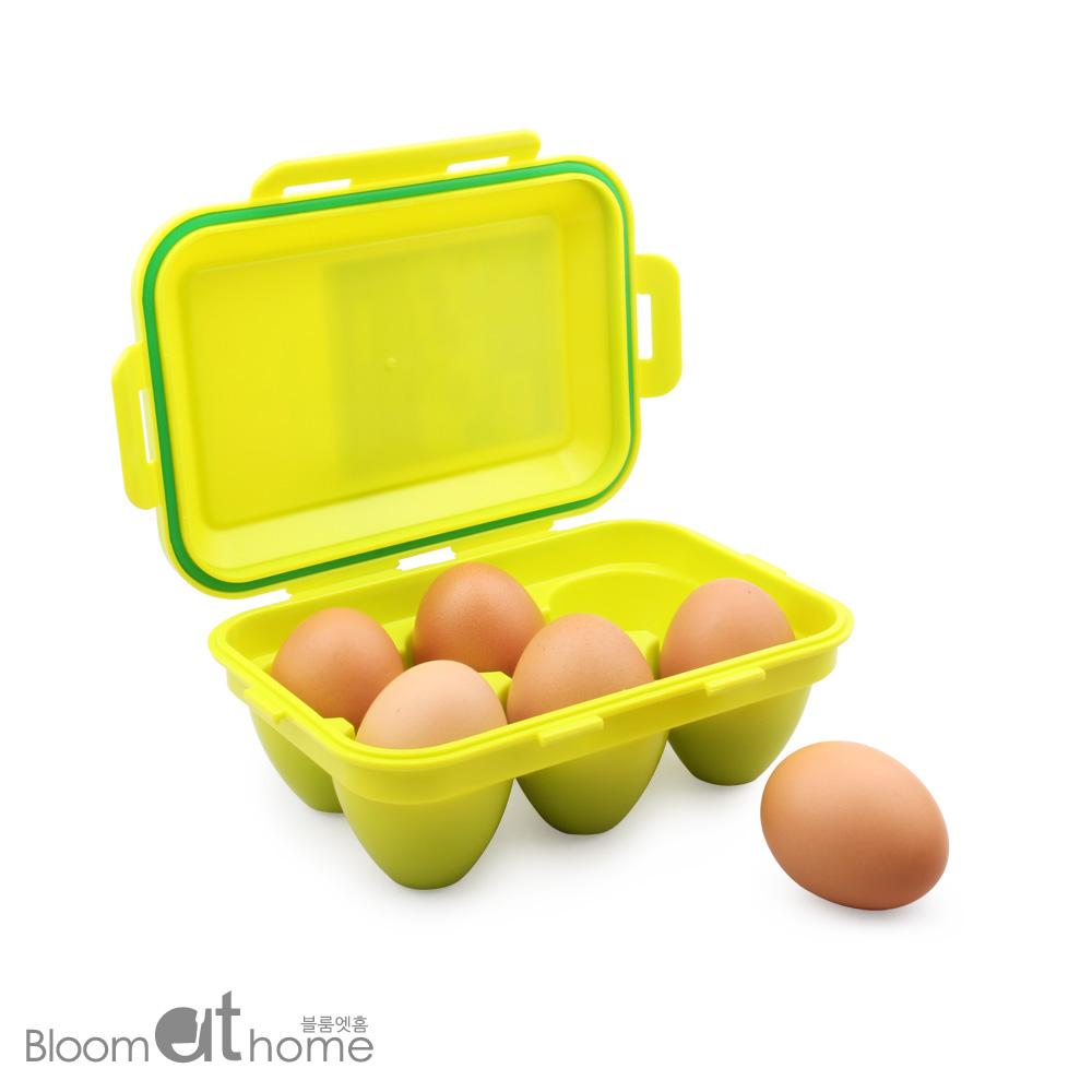 캠핑용 계란케이스 (6구)