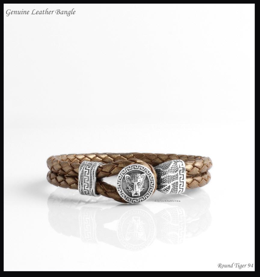 custom made leather bracelet