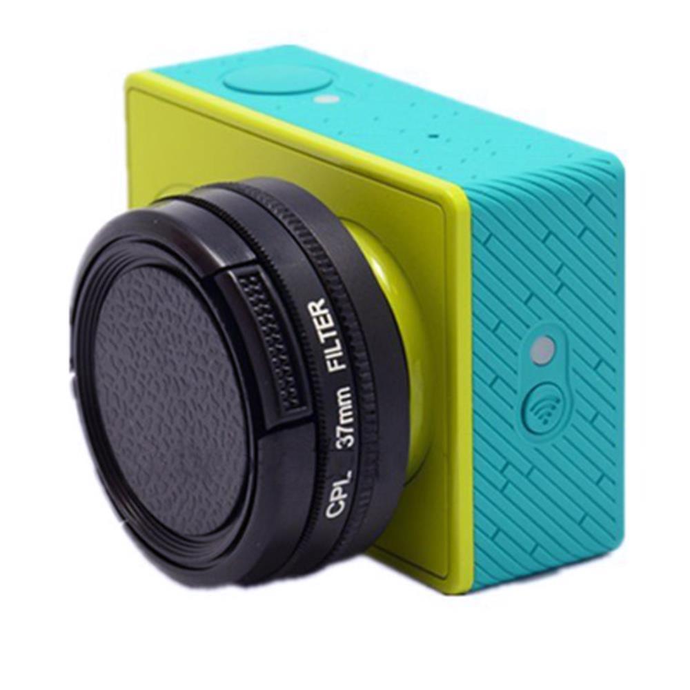 샤오미 액션캠 렌즈보호 편광필터 브이로그액션캠 바디캠