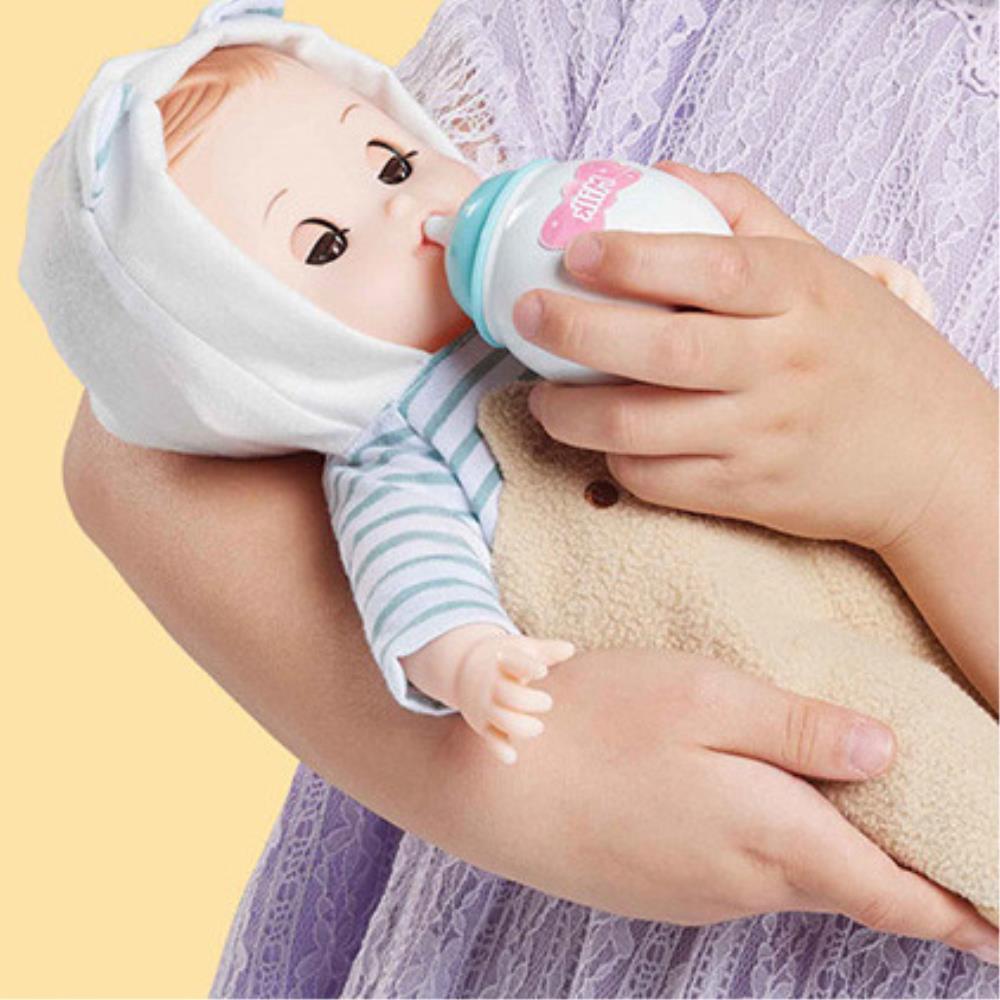 엉뚱발랄  콩순이 어부바 콩콩이 유아역할놀이 어린이날장난감