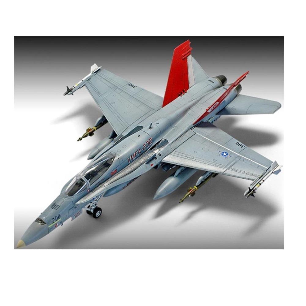레드 데블스 미국 / 해병대 전투기 프라모델 플라모델 조립식