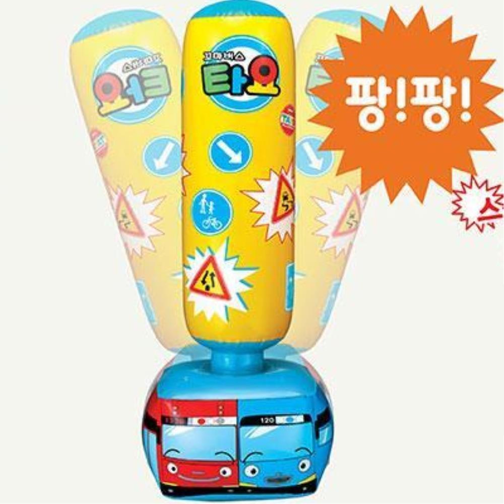 스트레스해소 / 오뚝이 어린이 복싱 샌드백 영유아장난감
