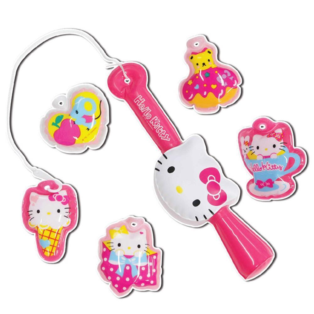 아이장난감 욕조놀이 목욕 장난감 / 헬로키티 낚시세트 2개 소꿉놀이교구