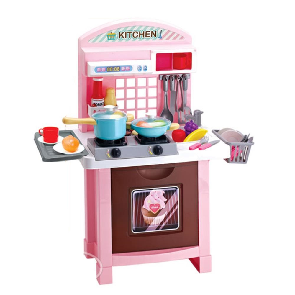 요리주방 소꿉놀이 미니어쳐 유아 장난감 / 어린이날 요리장난감 생일선물