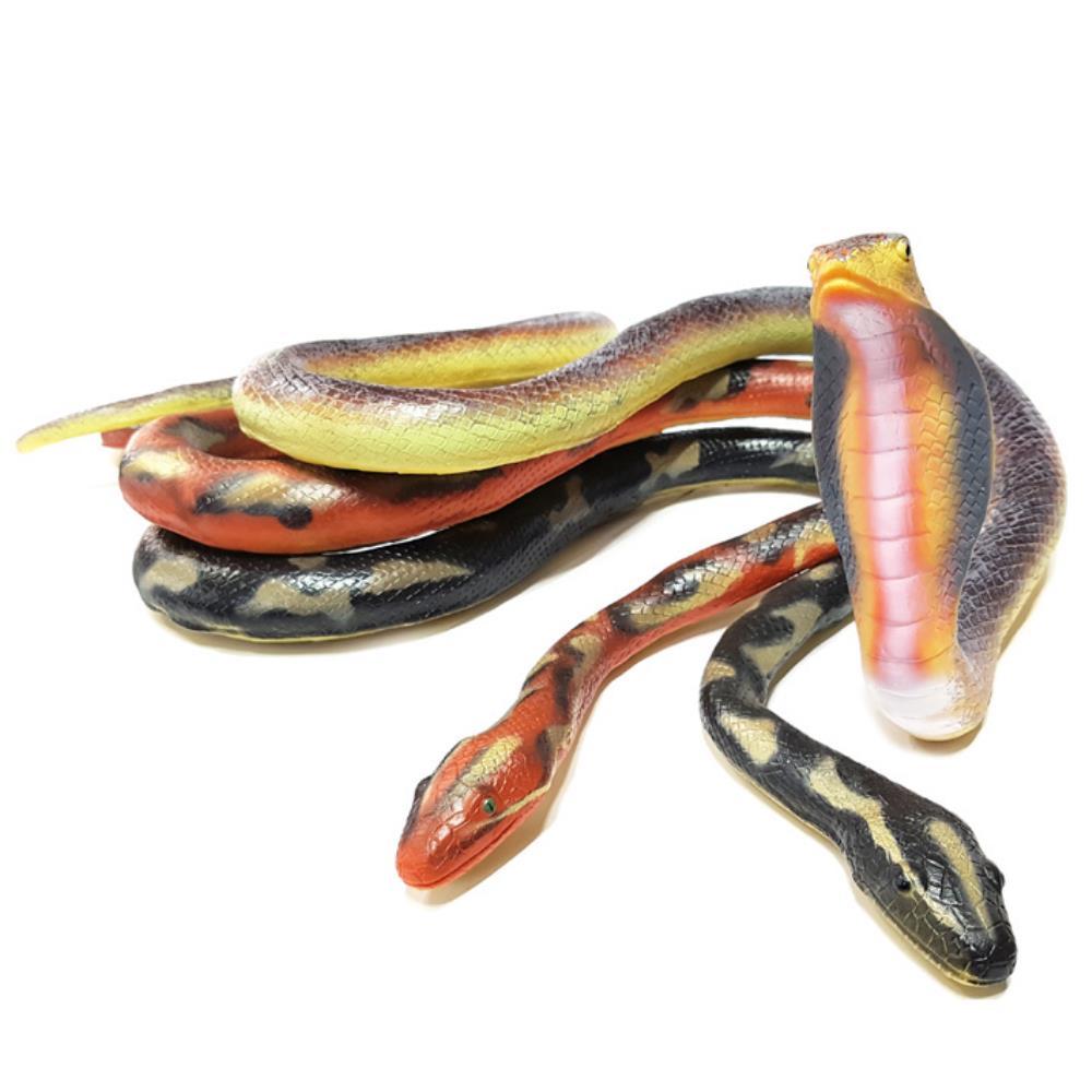 완구 소프트 피규어 뱀 모형 어린이 장난감  아이생일선물