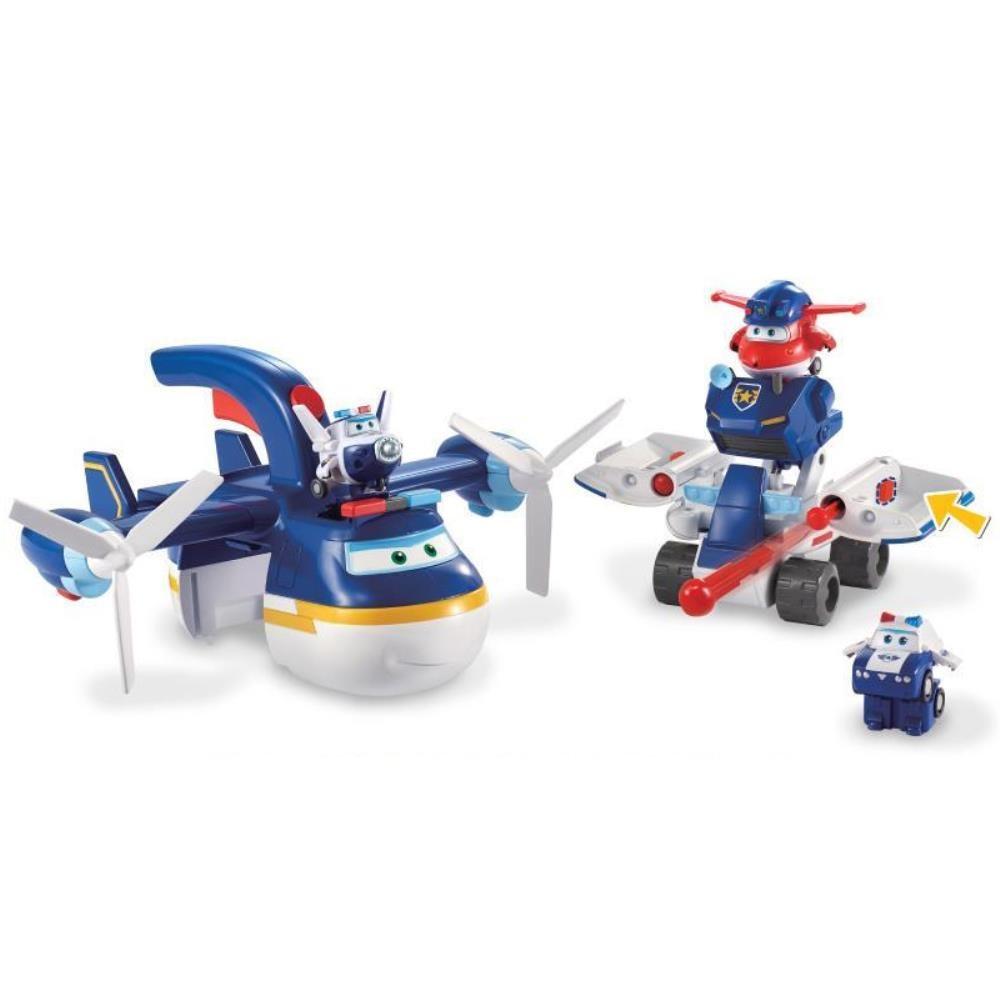 완구 역할놀이 슈어윙스4 폴리스세트  유아비행기장난감 어린이장난감