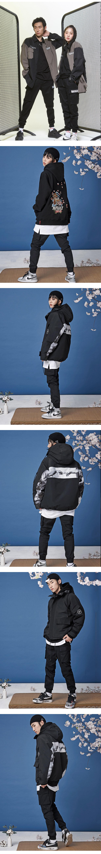 아티스트웨어(ARTISTWEAR) 사은품 증정[세트상품] 제네시스 오버핏 바람막이 자켓+ 패치 카고 조거팬츠(패치유/무선택가능)