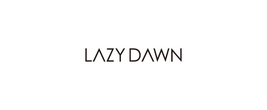 레이지던(LAZYDAWN) two-tone layered earring E009