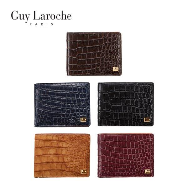 [기라로쉬] 포로수스 크로커다일 지갑-누박 GL-CR-W-TAN
