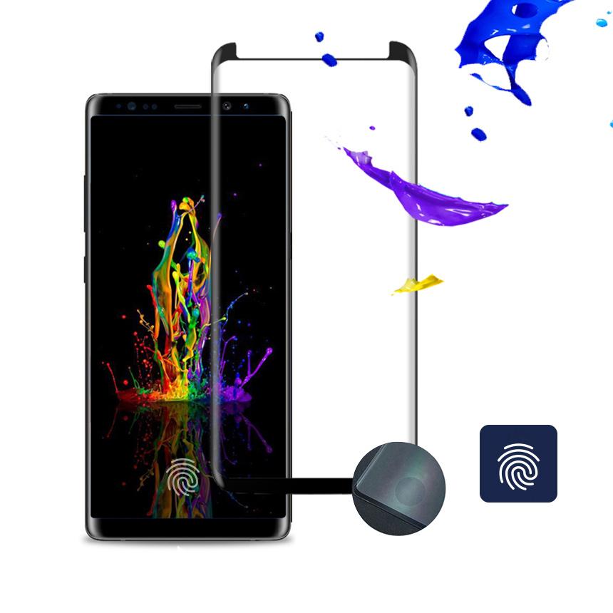 [스위스투가르투 3D템퍼드 글라스 *지문인식가능*] 3D풀커버 강화유리 / 갤럭시S10 5G SM-G977N
