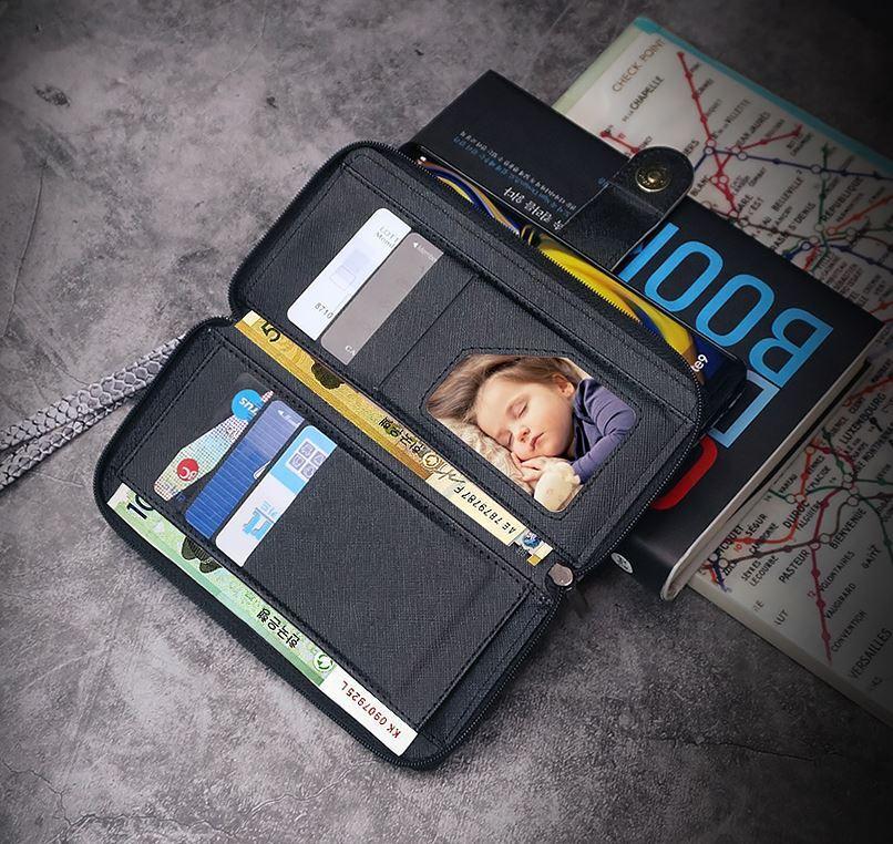 [바닐라 폴리아월렛형다이어리케이스] 갤럭시노트10플러스 SM-N976N