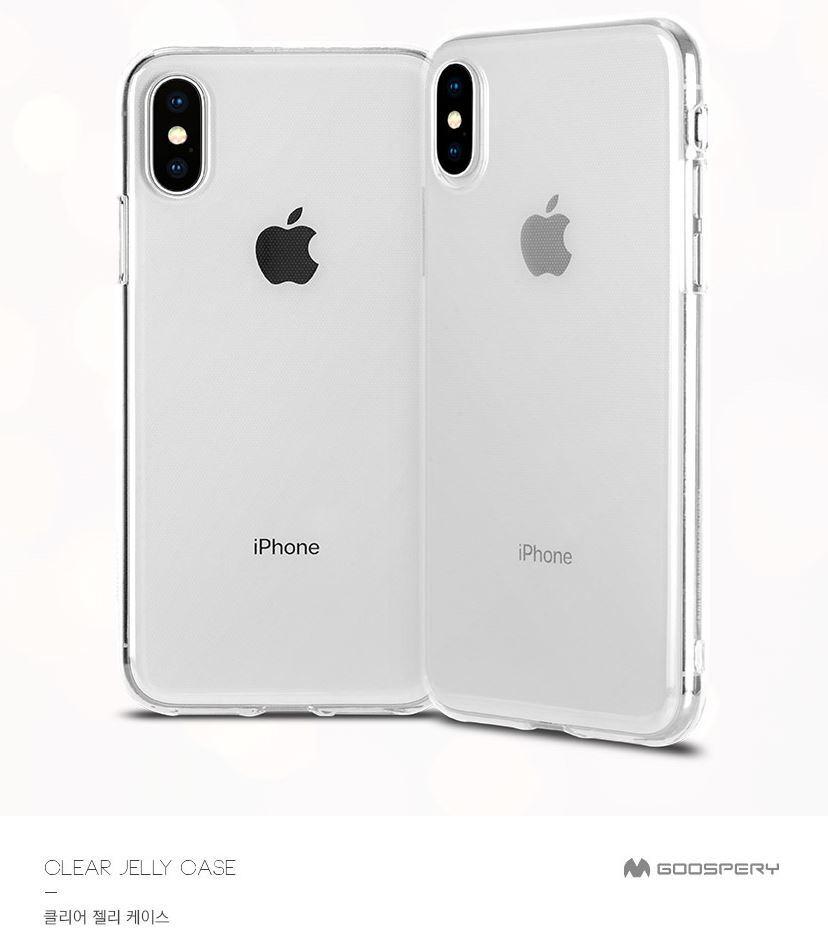 [머큐리클리어젤리케이스] 아이폰12 아이폰12프로