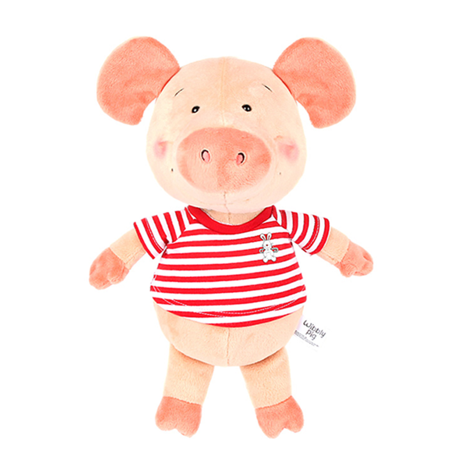 """Small Size WIBBLY PIG SOFT Animal Plush Toy Doll 12/""""High TWO Color Gift"""